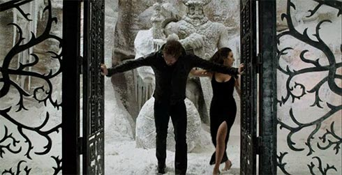 Bo escapes hell as Dyson holds open the gates to Valhall.