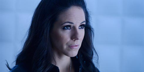 Anna Silk as Lost Girl's Bo Dennis