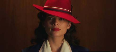 Watch This: Previews for Agent Carter