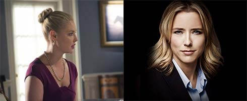 Katherine Heigl in State of Affairs and Téa Leoni in Madam Secretary