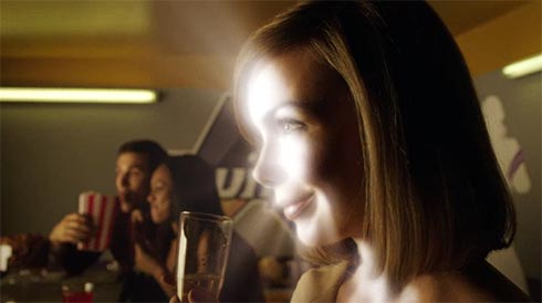 Elizabeth glows