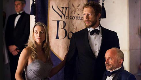 Lauren, Dyson and Trick in Lost Girl