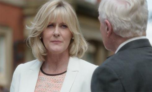 Caroline dismisses Alan.