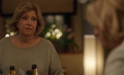 Celia talks to Caroline