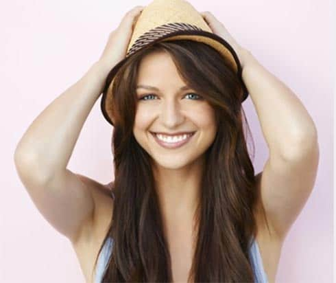 Melissa Benoist will be Supergirl