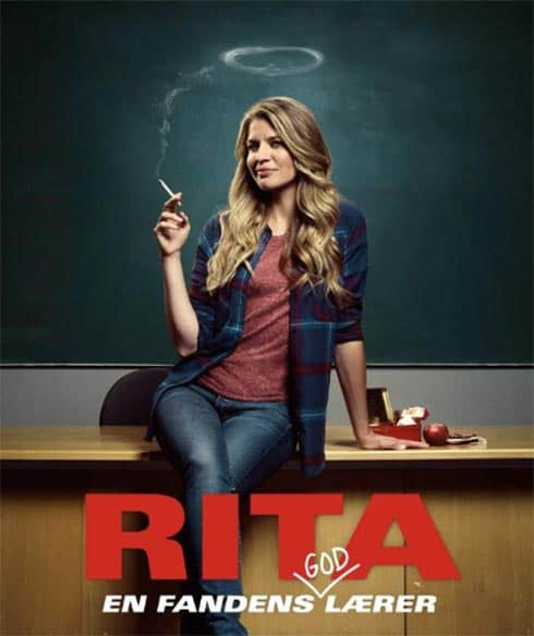 The poster for Rita
