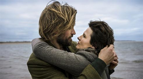 Nikolaj Coster-Waldau and Juliette Binoche in 1000 Times Good Night