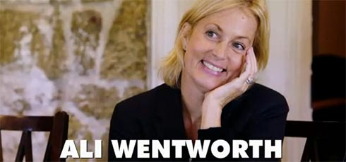 Ali Wentworth in Comedians in Cars Getting Coffee