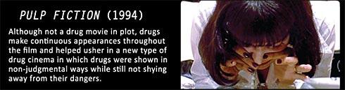 high cinema info on Pulp Fiction