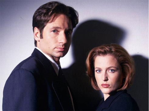 David Duchovney and Gillian Anderson will be back as Mulder and Scully