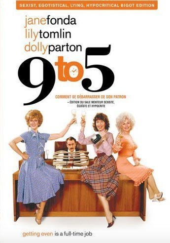 The poster from the film 9 to 5.