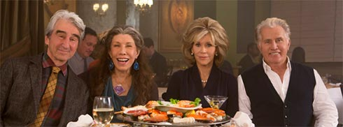Grace and Frankie Coming in May – UPDATED