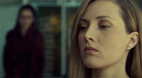 Evelyne Brochu as Delphine
