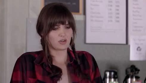 Michelle Hendley in Boy Meets Girl