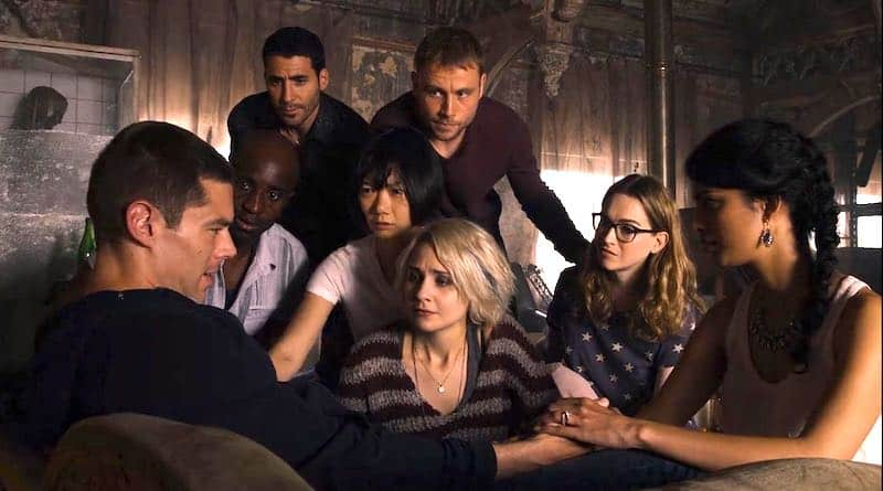 Review: Sense8, season 1