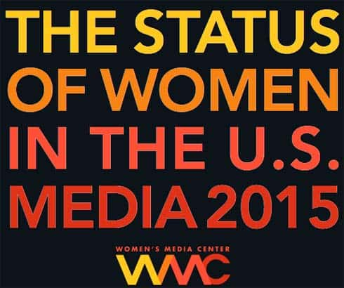 The Status of Women in the U.S. Media 2015