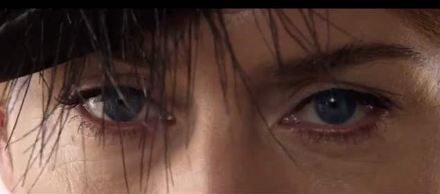 Kate Winslet's eyes