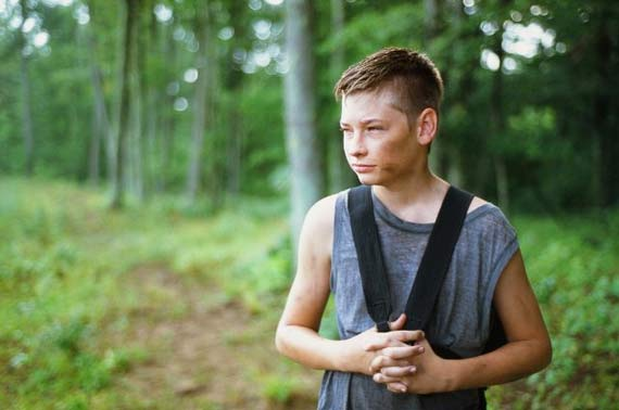 Jacob Lofland as Owen in Little Accidents