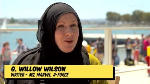 G. Willow Wilson