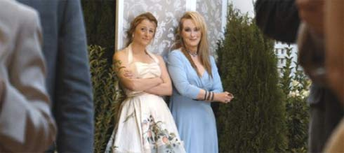 Mamie Gummer and Meryl Streep in Ricki and the Flash
