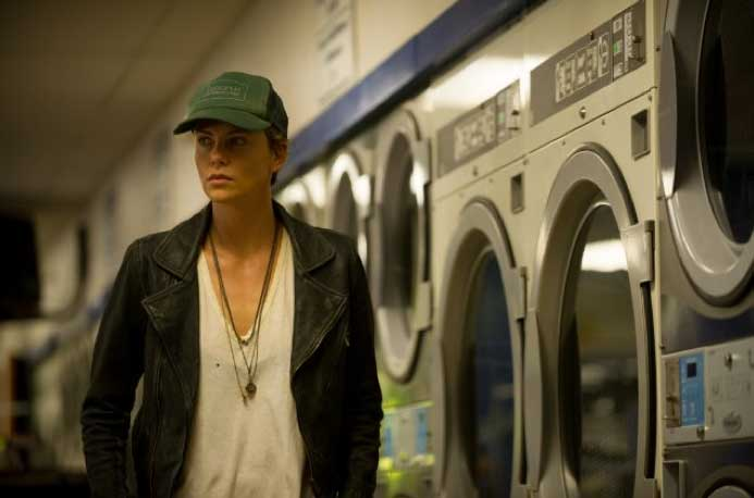 Charlize Theron in a scene from Dark Places