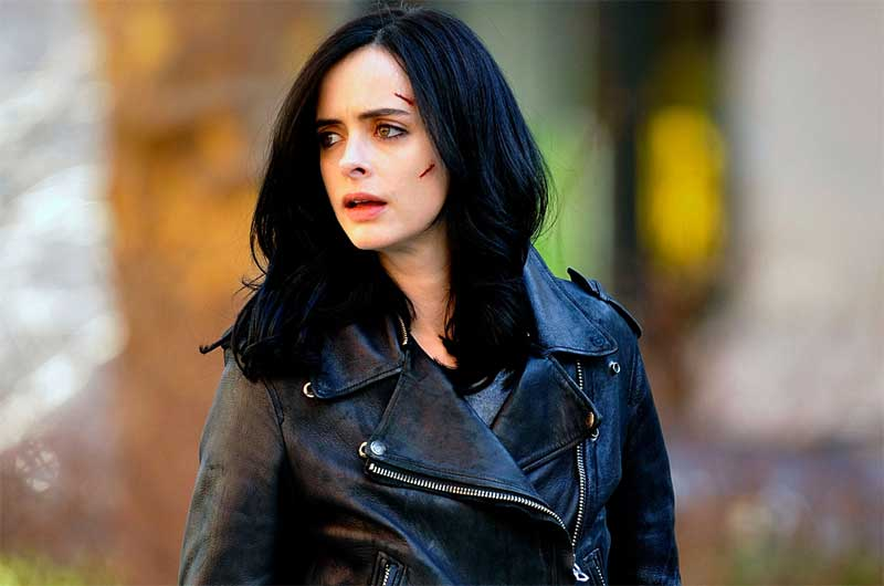 Krysten Ritten in Jessica Jones