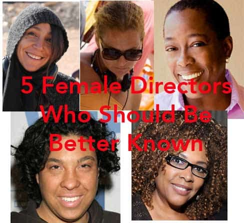 5 Female Directors Who Should be Better Known