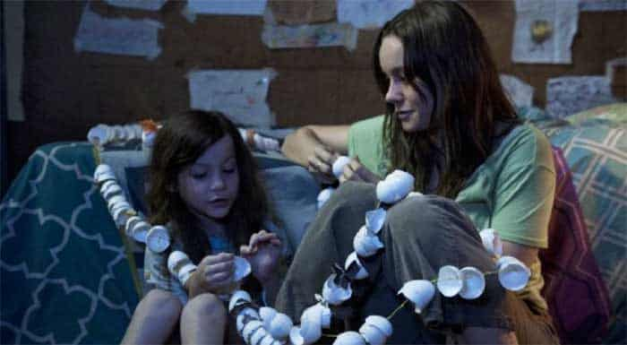 """Ma and Jack make egg shell chains in """"Room."""""""