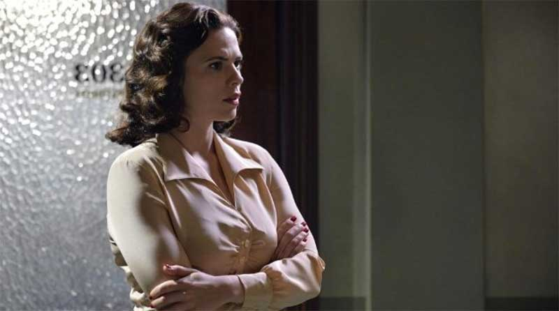 Still of Hayley Atwell in Agent Carter