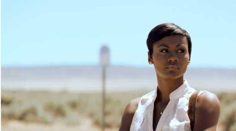 Emayatzy Corinealdi in Middle of Nowhere