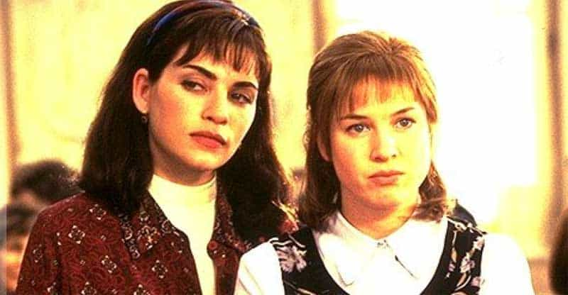 Julianna Margulies and Renée Zellweger in A Price Above Rubies