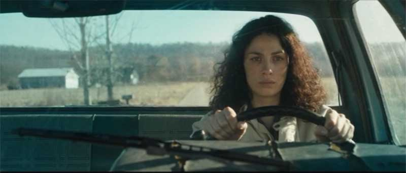 Joanne Kelly in Runoff