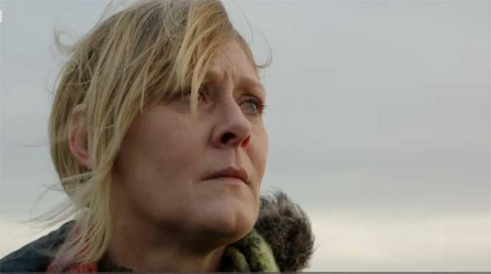 Sarah Lancashire in Happy Valley