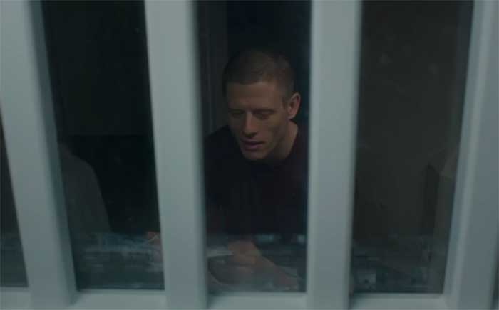 James Norton in Happy Valley