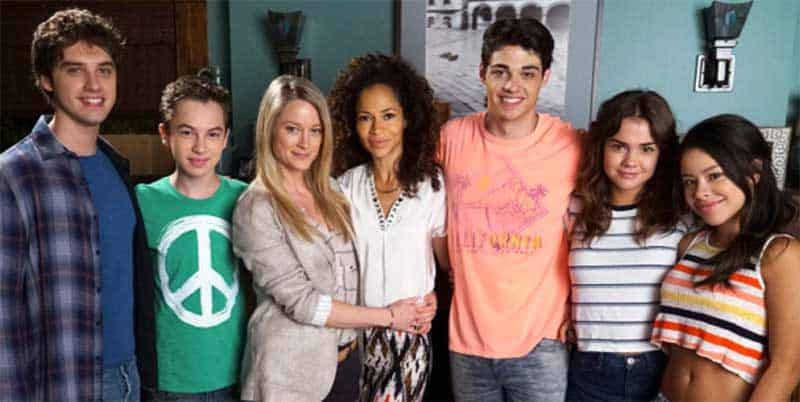 the cast of the fosters