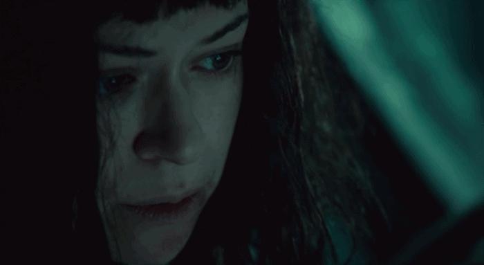 Tatiana Maslany as Mika in Orphan Black