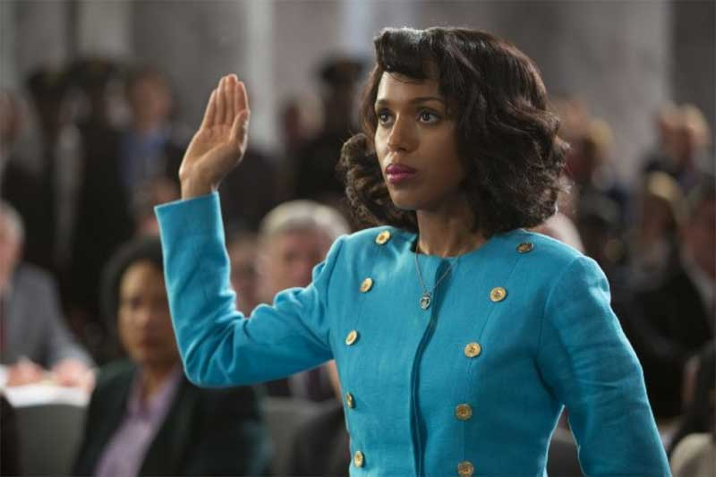 Kerry Washington as Anita Hill in Confirmation