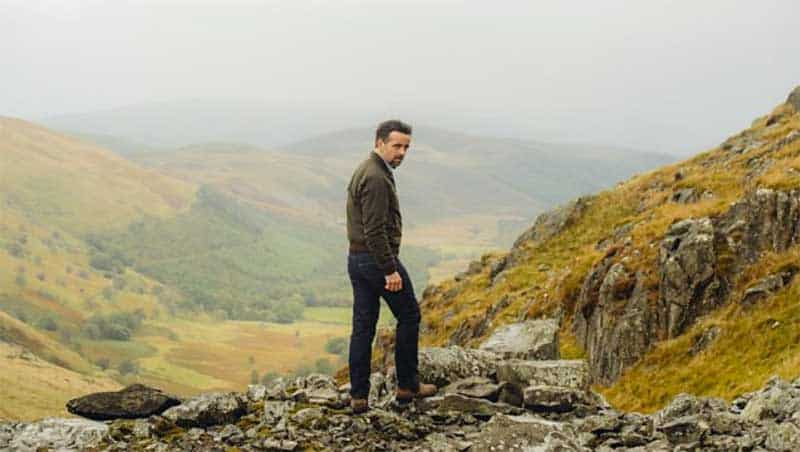Richard Harrington in Hinterland