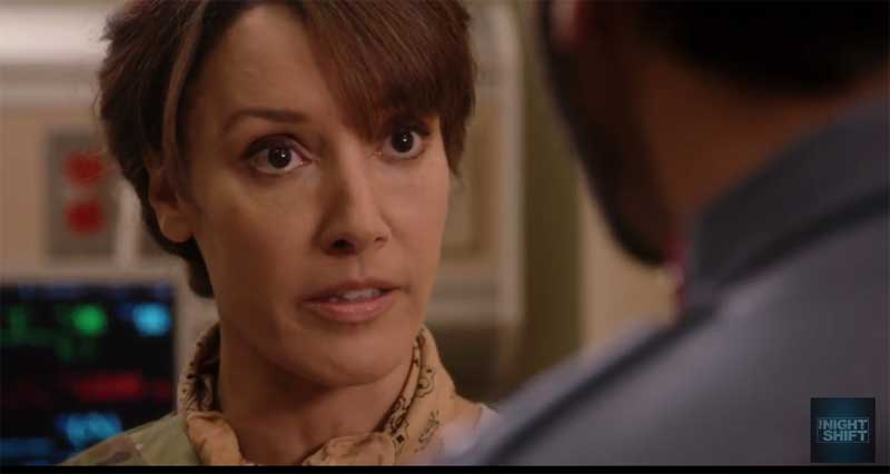 Watch This: Trailer for S3 of The Night Shift, now with Jennifer Beals