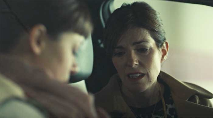 Tatiana Maslany as Alison and Lindsey Connell in Orphan Black