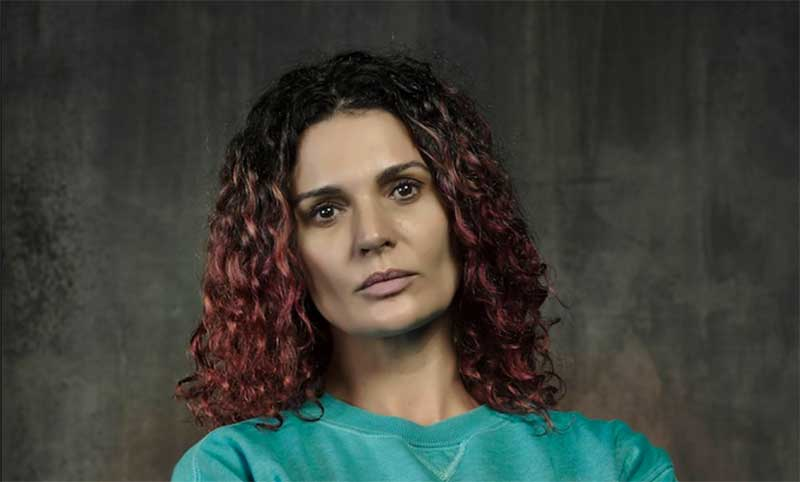 Danielle Cormack in Wentworth