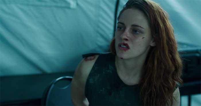 Kristen Stewart in American Ultra
