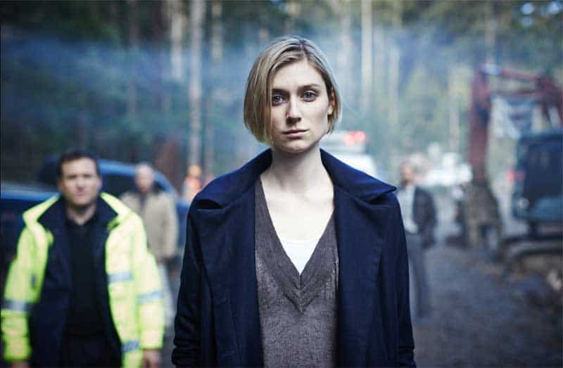 Elizabeth Debicki in The Kettering Incident