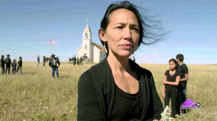 Irene Bedard in Songs My Brothers Taught Me