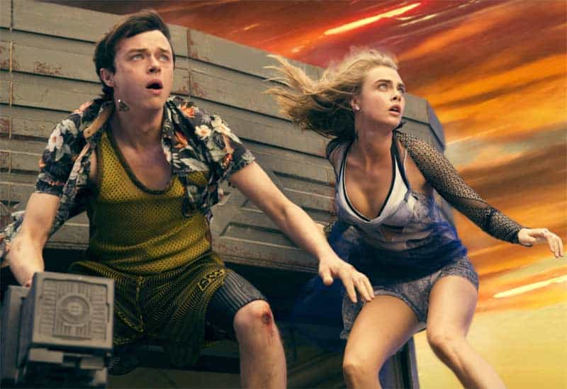 Watch This: Trailer for Valerian and the City of a Thousand Planets