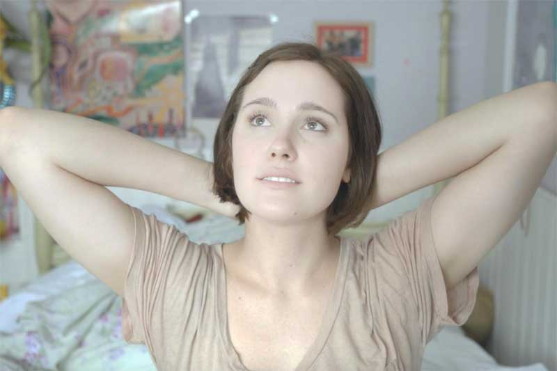 Eden Brolin in I Dream Too Much