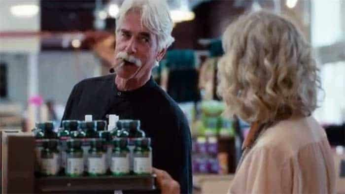 Sam Elliott in I'll See You in My Dreams