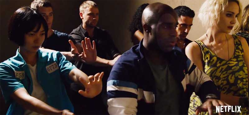 Watch This: Trailer for the Sense8 Christmas Special