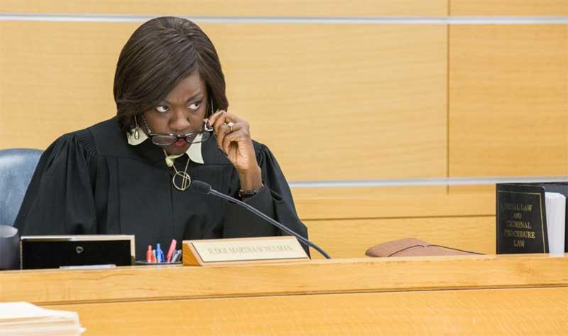 Viola Davis in Custody