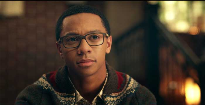 DeRon Horton in Dear White People